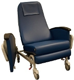 Winco 6750 XL Elite Care Cliner w/Swing Away Arms